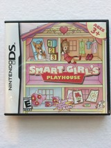 Smart Girl's: Playhouse (Nintendo DS, 2007) Complete - $5.95