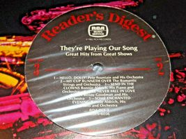 RCA Records ∼ They're playing Our Song AA19-1495 Antique image 3