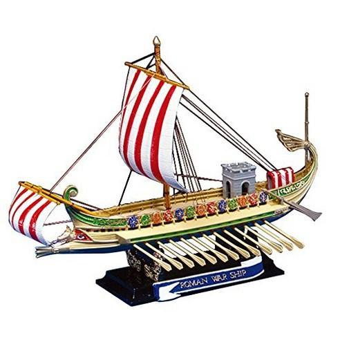 Primary image for Aoshima plastic model Roman army ship 50.BC 04316