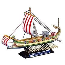 Aoshima plastic model Roman army ship 50.BC 04316 - $50.84