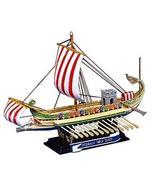 Aoshima plastic model Roman army ship 50.BC 04316 - $50.84