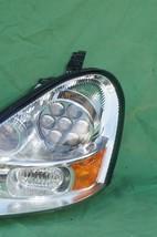 05-06 Infiniti Q45 F50 HID XENON Head Light Headlight Lamp Driver Left LH image 2