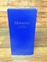 3.4 Oz Bottle AVON Mesmerize For Men FULL - $6.27