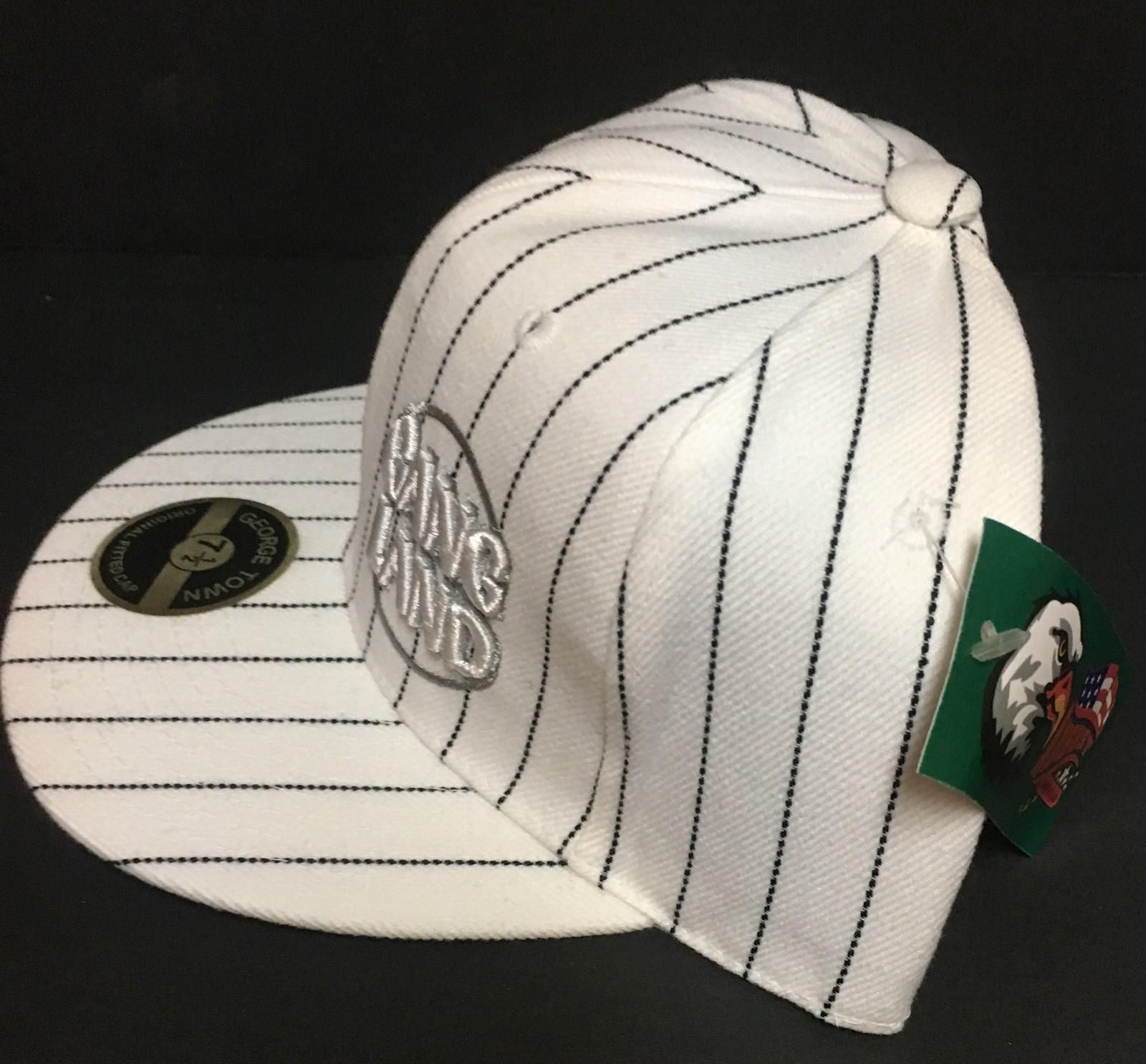 GANGLAND Authentic August Sportswear Hat Sz 7 1/2