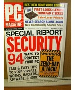PC Magazine November 22 2005 Special Report Security 94 - $8.99
