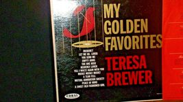 Teresa Brewer – My Golden Favorites AA20-RC2100 Vintage image 8