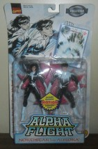 1999 Toy Biz Marvel Comics Alpha Flight Action Figures ~  Northstar and ... - $14.85
