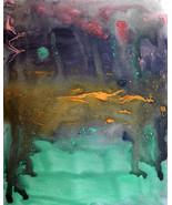 Meditation Art, Mystic Art, Yoga Art, Peace Art - Mystic River Quality A... - $23.00