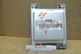 2002 Oldsmobile Alero Engine Control Unit ECU 12210553 Module 158-8C8 - $9.99