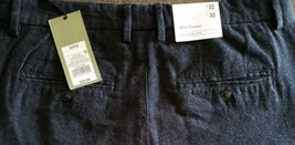 Goodfellow & Co™ ~  Slim, Lined Trousers ~ Men's 32 x 32 ~ Xavier Navy ~... - $23.76