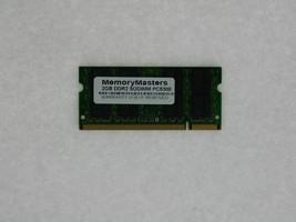 2GB DDR2 PC2-5300 667MHz Memory SODIMM Acer TravelMate C210 Series RAM