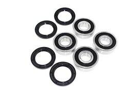 Honda TRX400EX SporTrax ATV Bearings &Seal kit both sides Front Wheels 2... - $17.63