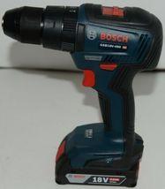 BOSCH GSB18V 490B12 18V Brushless Hammer Drill Driver Kit with Battery image 5