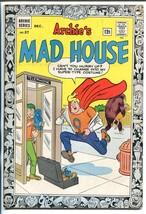 Archie's Mad House #37 1964-CAPTAIN SPROCKET-SABRINA-SCI-FI-HORROR-fn Minus - $37.83