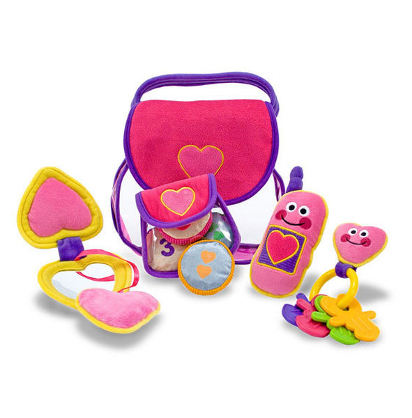 Baby's First Pretty Purse Fill and Spill by Melissa & Doug