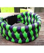 Custom Tribolite Weave 550 7 String Paracord survival bracelet - $14.99