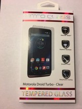 ZNITRO Tempered Glass Screen Protector For Motorola Droid Turbo, CLEAR - $16.35