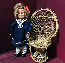"Vintage 1972 Ideal Shirley Doll 16"" Original Rare Sailor Dress Outfit HTF - $158.40"