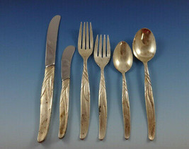 Southwind by Towle Sterling Silver Flatware Set For 12 Service 85 Pieces - $4,495.50