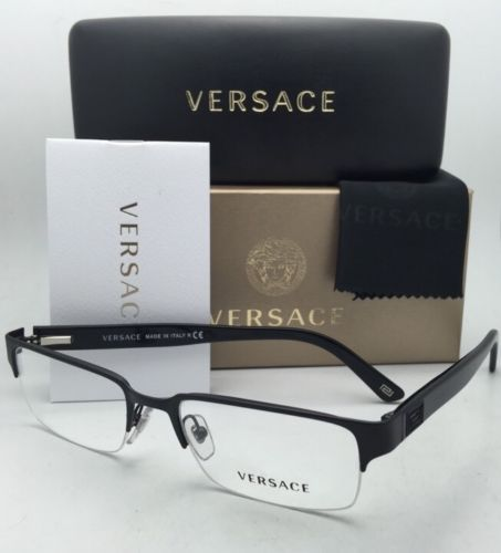 41ea0a22fc728 New VERSACE Eyeglasses VE 1184 1261 53-18 and 50 similar items. 12