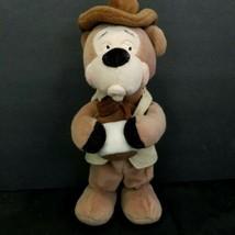 Disneyland Country Bear Jamboree Critter Country Bean Bag Plush Ted Corn Jug - $17.81
