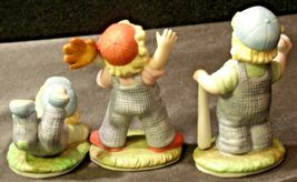 Baseball Player Figurines  ( 3 Pieces) AA-192029 Vintage image 3