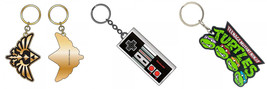 Legend Of Zelda Nintendo Tmnt Teenage Mutant Ninja Turtles Keychain Your... - $8.00