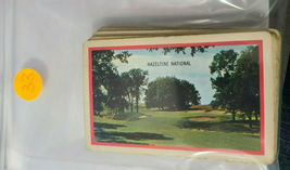 Hazeltine National Scenic Deck of Playing Cards Brown & Bigelow (#33) image 4
