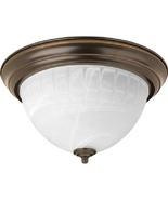 Progress Lighting 13.125-in W Antique bronze LED Light ENERGY STAR - $39.59