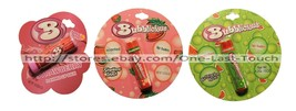 **LOTTA LUV* Lip Balm/Gloss BUBBLICIOUS Chewing Gum Scented NEW! *YOU CH... - $2.98