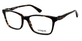 Authentic Vogue Eyeglasses VO2907 W656 Havana Frames 54MM RX-ABLE - $49.89