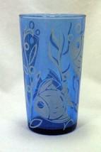 Hazel Atlas Angel Fish Juice Glass 5 oz - $14.39