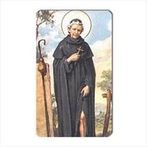 St Peregrine Patron Saint Of Cancer Aids Vinyl Magnet - $6.64