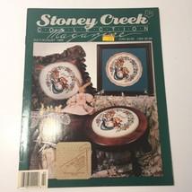Stoney Creek Collection Cross Stitch Magazine July/August 1989 - $12.59