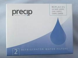 Precip GE MWF Refrigerator Water Filters Replacement 2-Pk Advanced Filtr... - $34.05