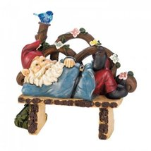 Solar Afternoon Nap Gnome - $32.77