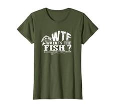Funny Tee - Funny Fishing Shirt Fisherman Gift Bass Fishing T-Shirt Wowen - $19.95+