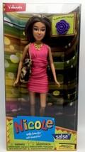 Nicole Salsa Doll Set Vallenato Hard to find  By Kenya  2014 New in Box - $21.99