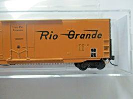 Micro-Trains # 18100150 Denver & Rio Grande Western  50' Standard Boxcar N-Scale image 3