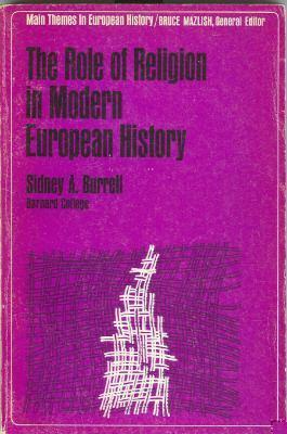 The Role of Religion in Modern European History-Burrell