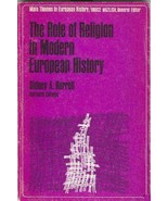 The Role of Religion in Modern European History-Burrell - $14.99