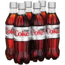 Diet Coke - 16.9 oz. bottles - 24 pk - $44.81