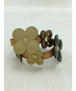 [Used] LOUIS VUITTON Bracelet / Leather / Brown for Women #9 - $324.00