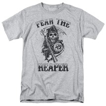 Sons of Anarchy Fear the Reaper Motorcycle Club graphic t-shirt SOA124 image 1