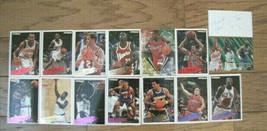 Lot of 14 BASKETBALL TRADING CARDS - NBA - 1995 '94-95 FLEER - See list - $5.94