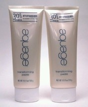 Aquage Transforming Paste - PACK OF 2! - 4.6 oz. each - BONUS SIZE! Awesome Deal - $38.99