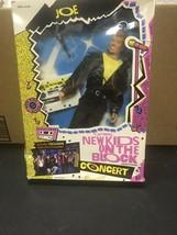 "1990 Hasbro New Kids on the Block Joe 12.25"" Doll New in Box - $45.53"