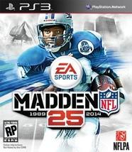 Madden NFL 25 - Playstation 3 [PlayStation 3] - $5.01