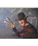 ROBERT ENGLUND SIGNED PHOTO -  A NIGHTMARE ON ELM STREET w/COA - $159.00