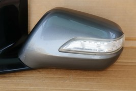 07-09 Acura MDX Sideview Power Door Wing Mirror Driver Left LH (11 wire) image 2